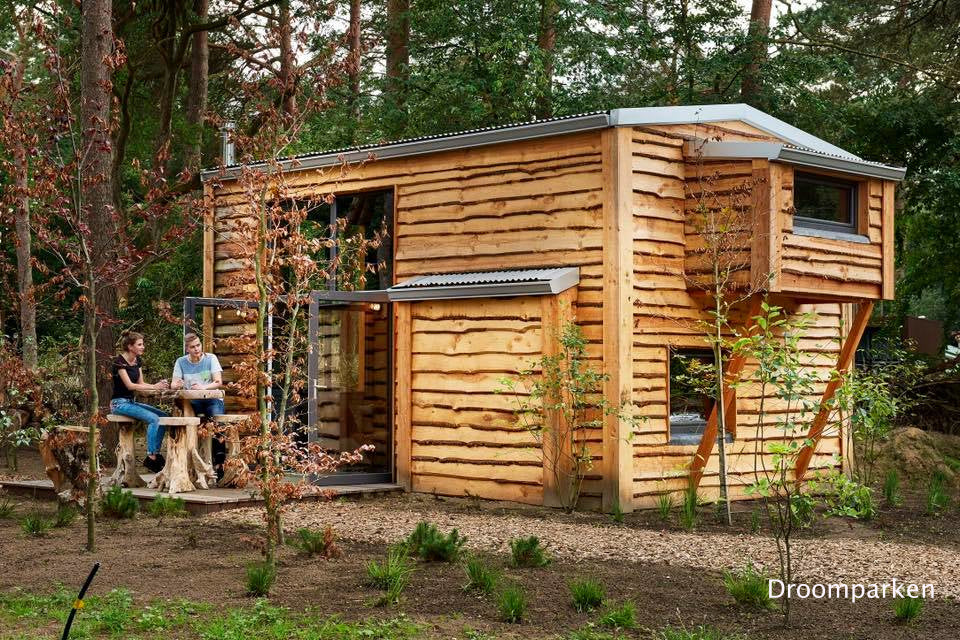 Tiny House by Droomparken Tiny House in Netherlands