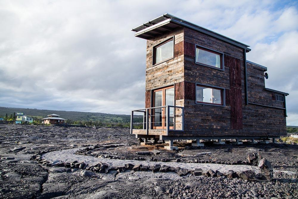 The Phoenix House Tiny Home in Pahoa, Hawaii For Rent on Airbnb