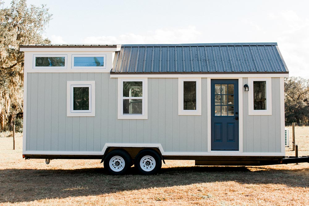 Tiny Marta Tiny House on Wheels by Sanctuary Tiny Homes