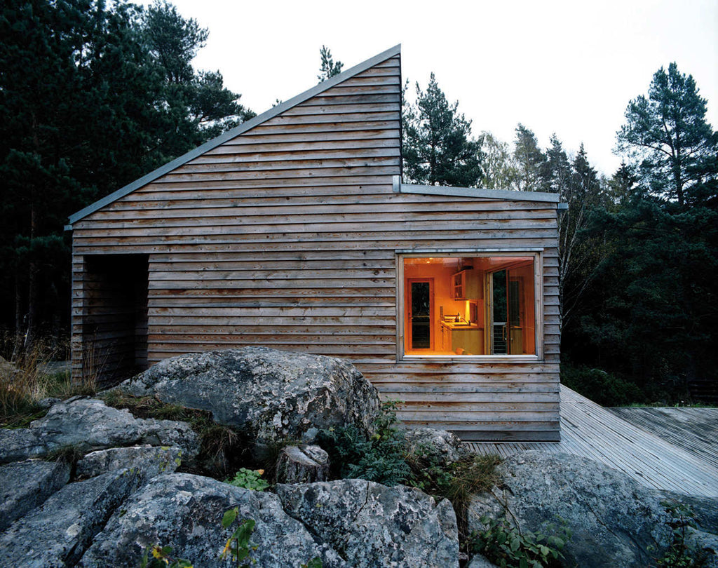 Woody 35 Tiny House in Norway by Marianne Borge