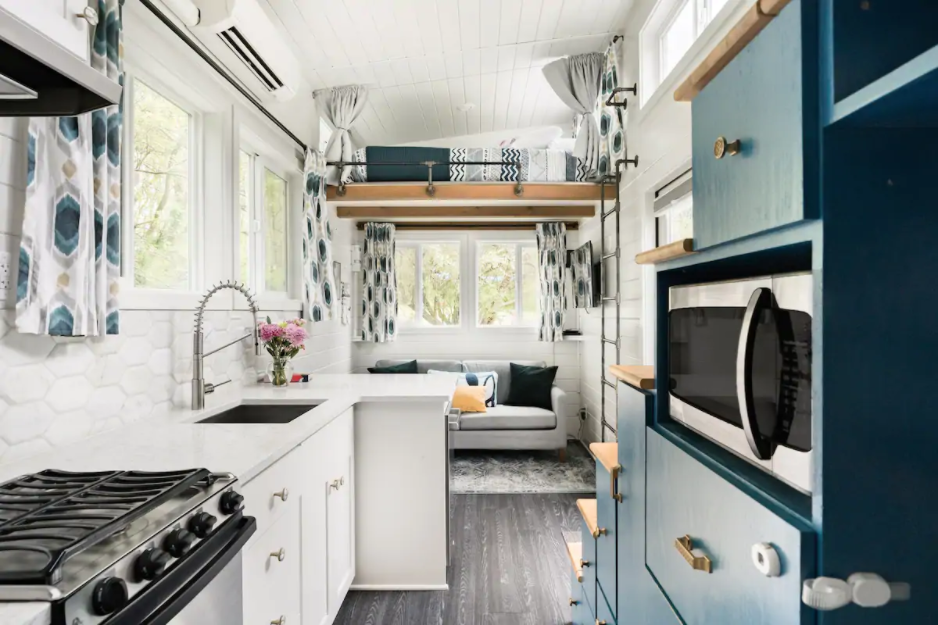 10 Tiny Houses in Maryland You Can Rent on Airbnb in 2020!