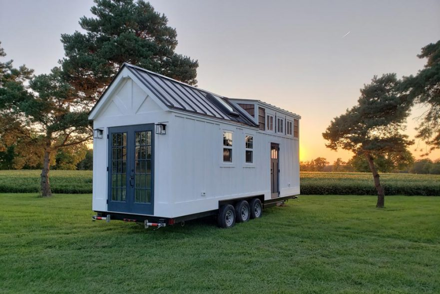 26' Maverick Tiny House on Wheels by Maverick Tiny Homes