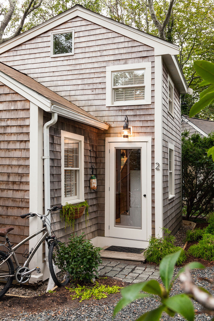 350 sqft Tiny Cottage Renovation in Cape Cod