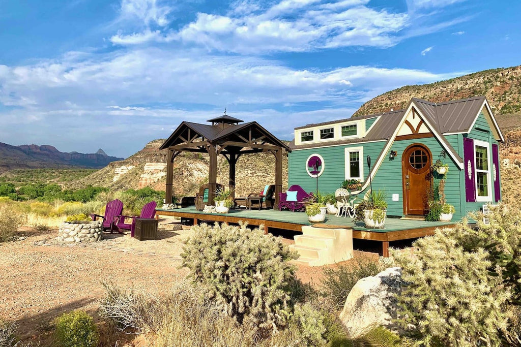 32 Tiny Houses in Utah You Can Rent on Airbnb!