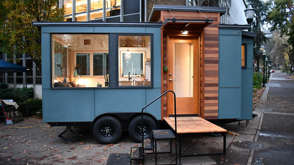 16ft Verve Lux Tiny House on Wheels by Tru Form Tiny