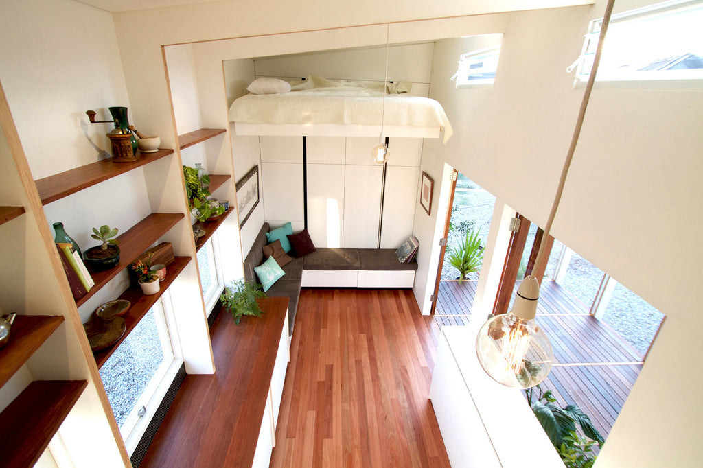 Portal Tiny Home by Tiny House Company in Australia