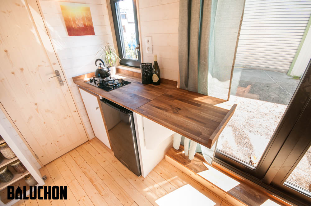 Tiny House Ostara by Tiny House Baluchon in France