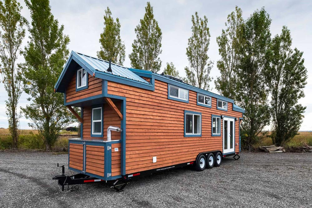30' Great Canadian Tiny Home by Mint Tiny Homes