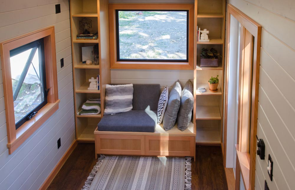 24' Kestrel Tiny House on Wheels by Rewild Homes