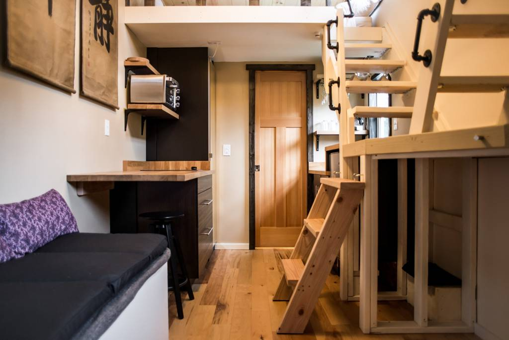 Tiny House ADU in Seattle, Washington for rent on Airbnb