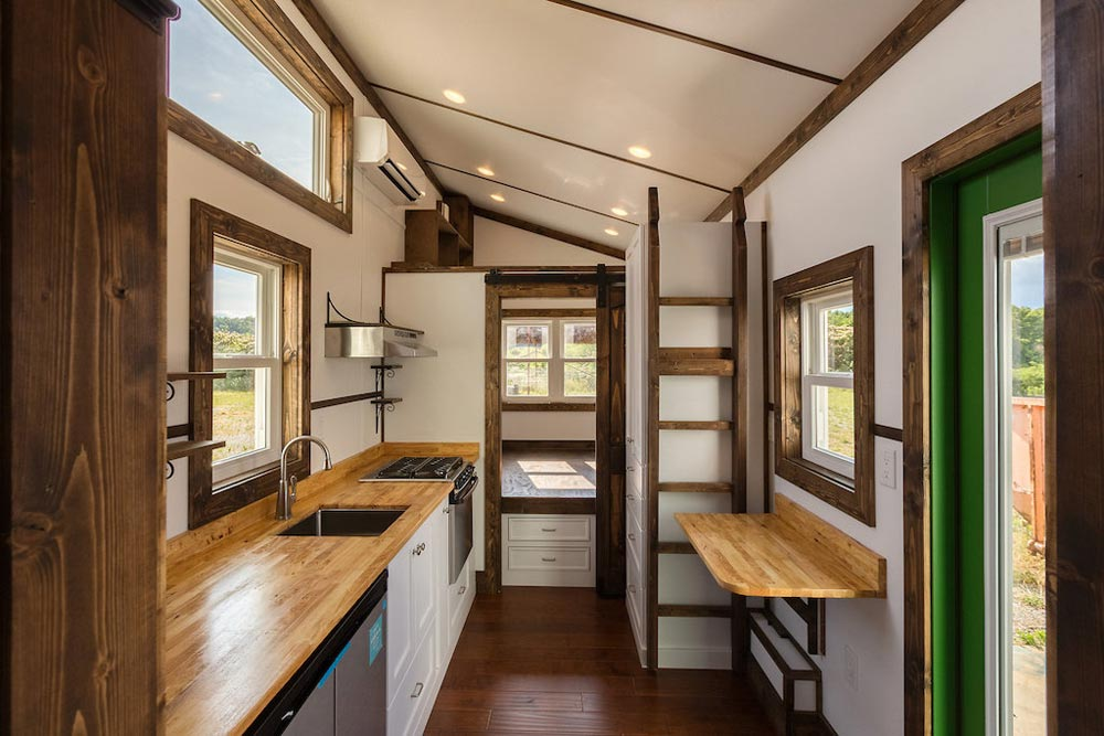 "20' ""Borough"" Tiny Home by Tiny House Chattanooga"