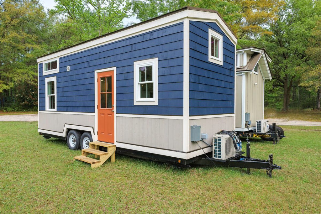 "280-sqft ""Indigo"" Tiny House by Driftwood Homes USA"