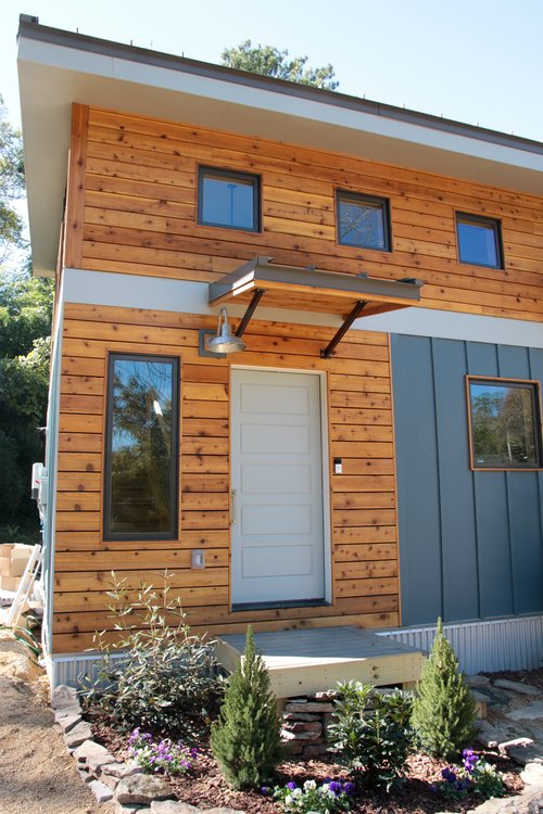 650 sqft Urban Micro Home by Wind River Tiny Homes