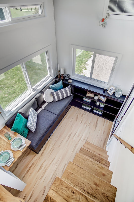 """The Last Mohican""—A Charming 20' Tiny House by Modern Tiny Living"
