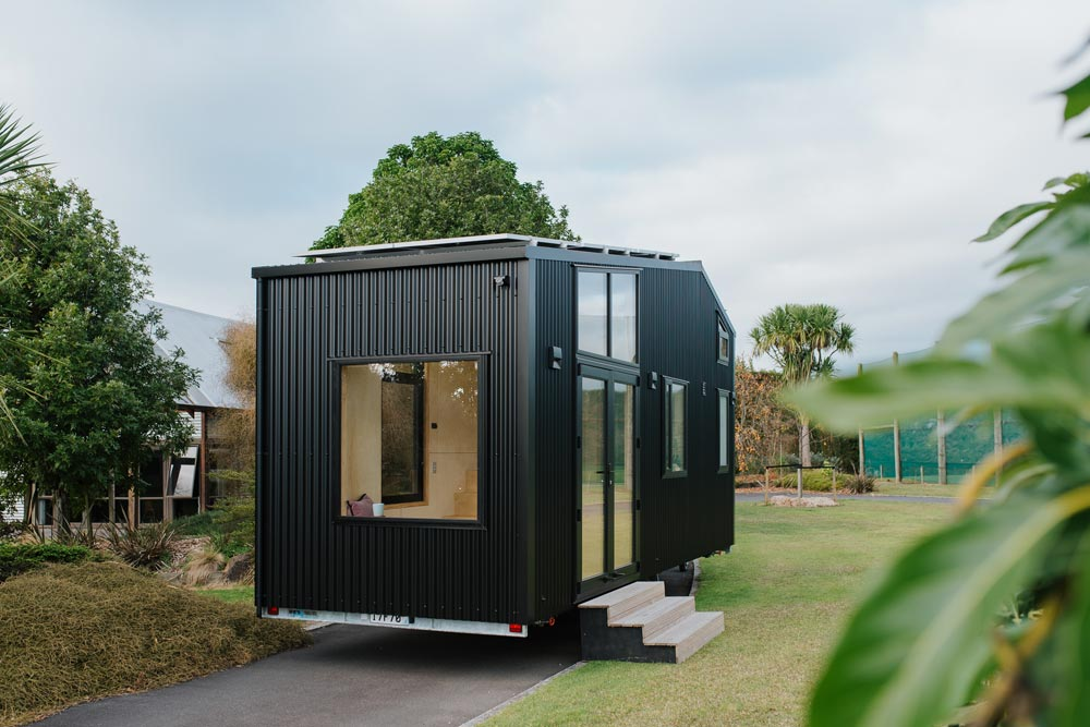 """First Light Tiny House"" by First Light Studio & BuildTiny"