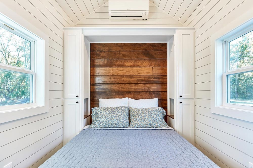"350-sqft ""Cypress"" Tiny House by Mustard Seed Tiny Homes"
