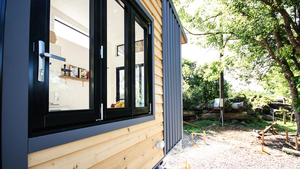 "7.2m ""Mooloolaba"" Tiny Home on Wheels by Aussie Tiny Houses"
