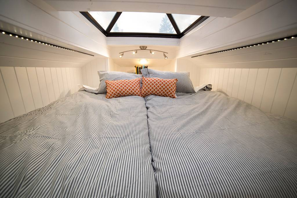 Skylight Tiny Home in Draper, Utah for rent on Airbnb