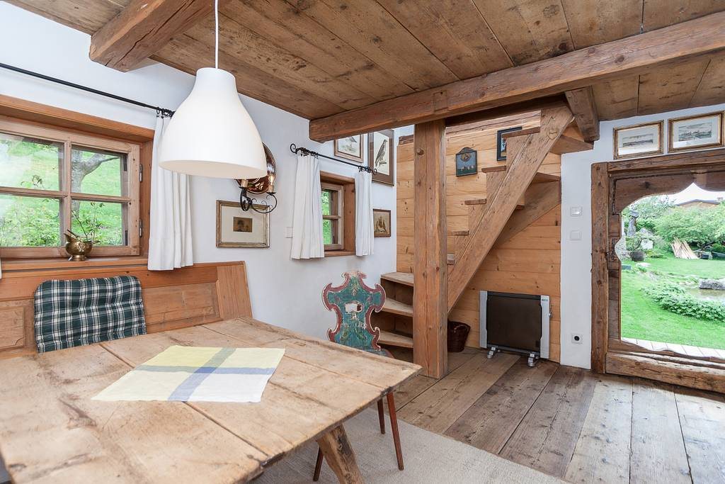 tiny romantic cottage in southern austria dream big live tiny co