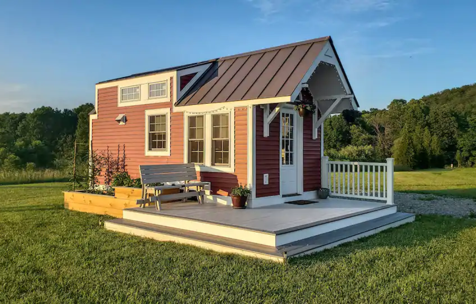 11 Tiny Houses in Virginia You Can Rent on Airbnb in 2020!