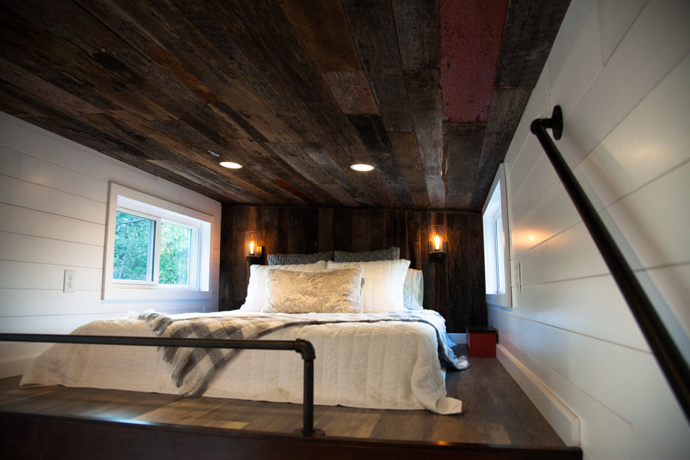 "309-sqft ""Grand"" Tiny House on Wheels by Modern Tiny Living"