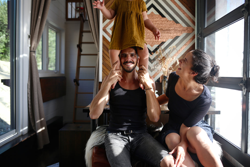 Tiny House Living—Our First Year in Retrospective