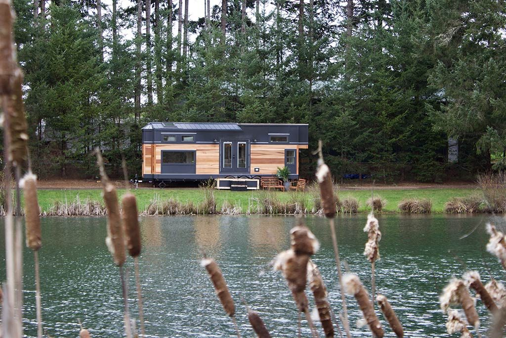 Tiny Home, Big Outdoors by Tiny Heirloom in Portland, Oregon