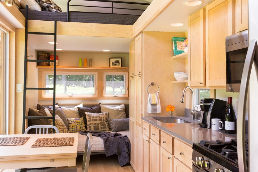 Traveler Tiny House on Wheels by Escape Homes