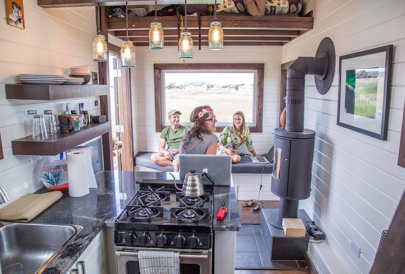 Bozeman Tiny House on Wheels For Sale