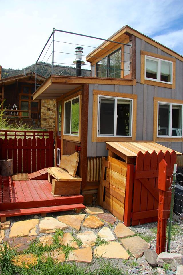 Jeremy's Custom Clearstory Tiny House—Built for only $10,000!