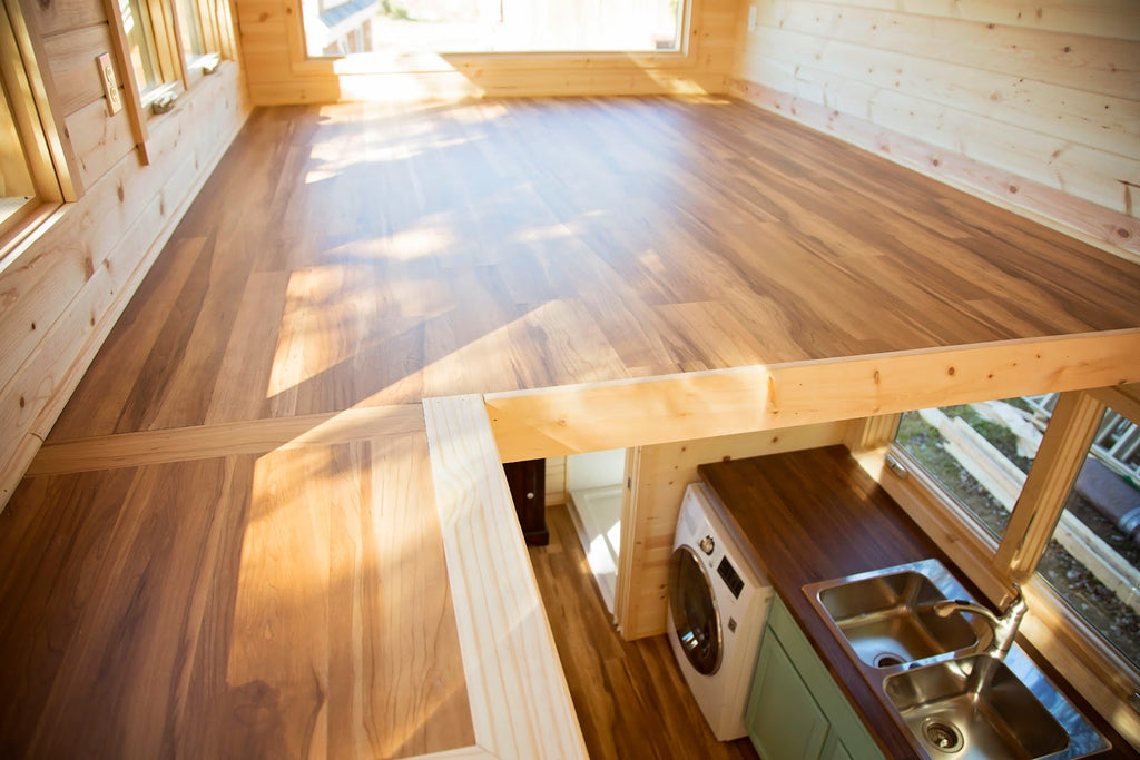 "24' ""Peponi"" Custom Tiny House on Wheels by Perch & Nest"