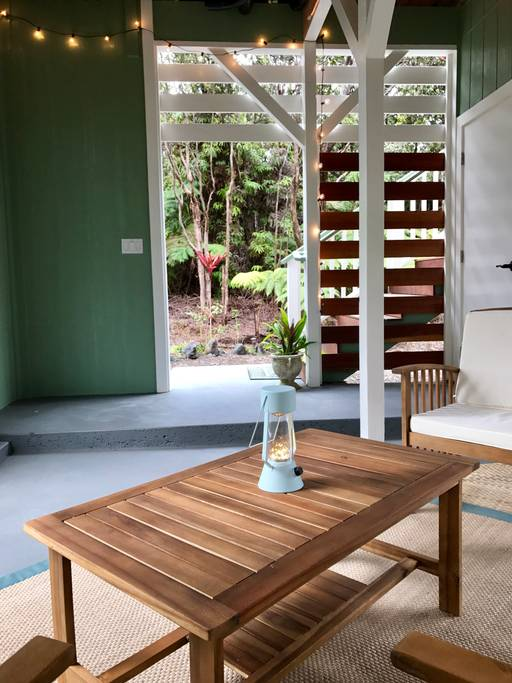 300-sqft Treehouse in Volcano, Hawaii for rent on Airbnb