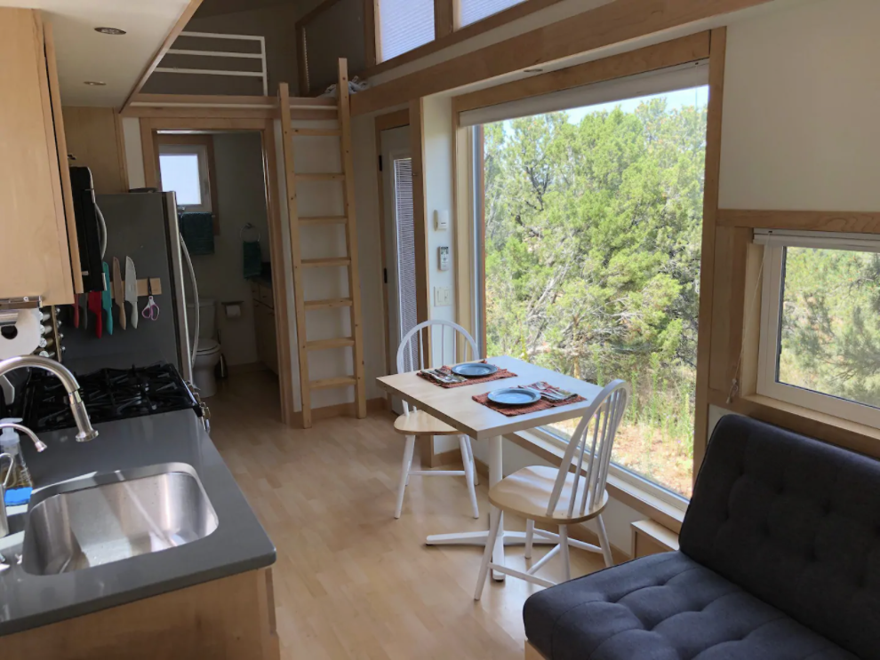 10 Tiny Houses in New Mexico You Can Rent on Airbnb in 2020!