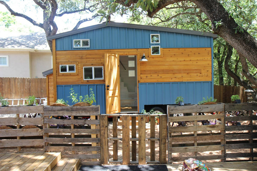 Tiny House in the Big City for rent on Airbnb in San Antonio, Texas