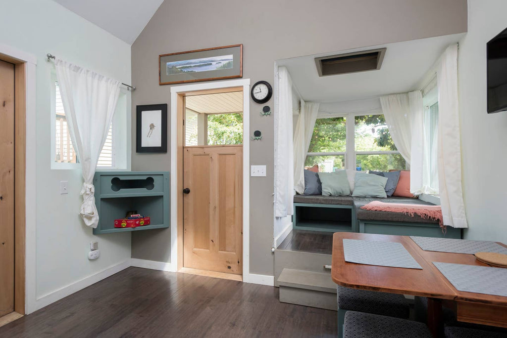 Bright and Sunny Ballard Tiny House for rent on Airbnb in Seattle, WA