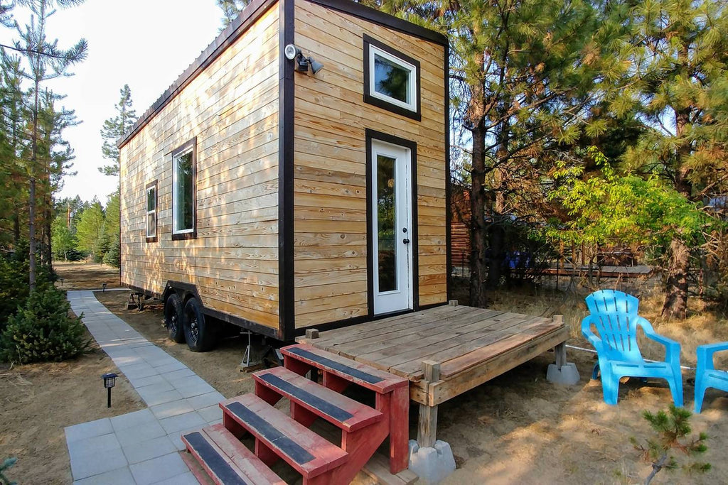 Aurora Tiny House in Bend, Oregon for rent on Airbnb
