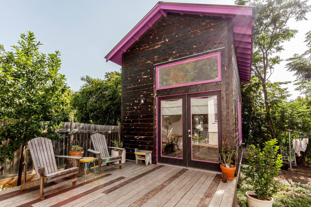 Cozy, bright lofted studio in Austin, TX - Tiny Houses for rent on Airbnb