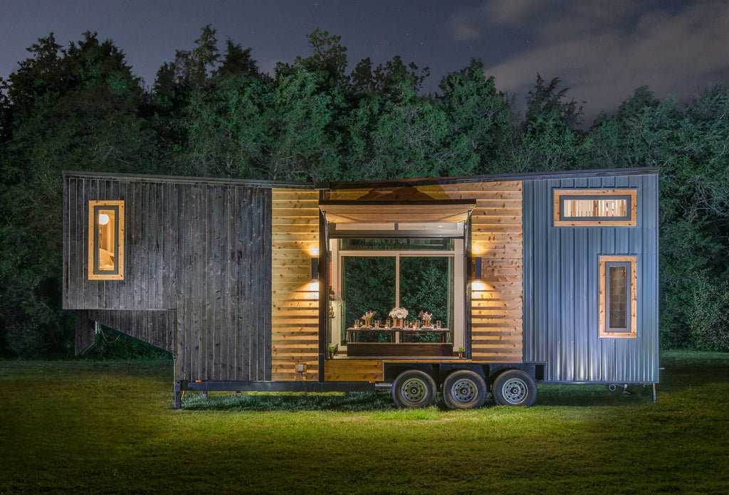 Escher Tiny House on Wheels by New Frontier Tiny Homes - Exterior