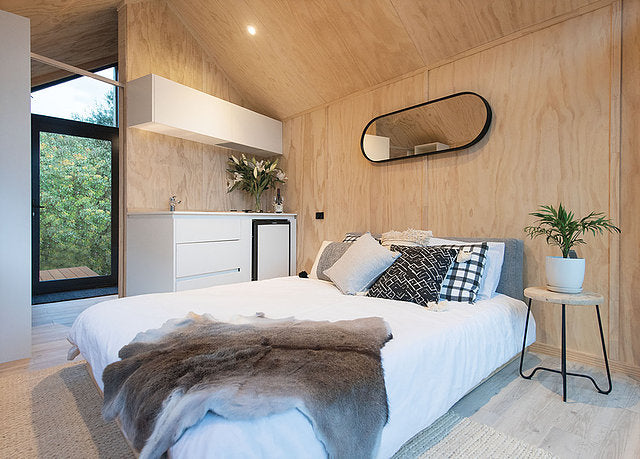 "194-sqft ""Nook""  Pre-fab Tiny Home by Nook Tiny House"