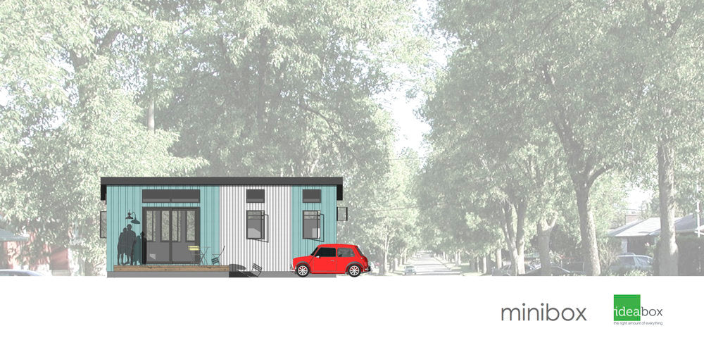 Mini.Box by ideabox - Exterior