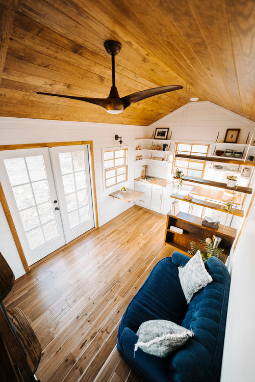 Monocle by Wind River Tiny Homes - Interior