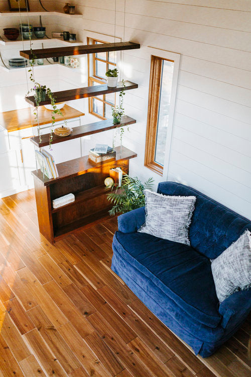 Monocle by Wind River Tiny Homes - Living Room