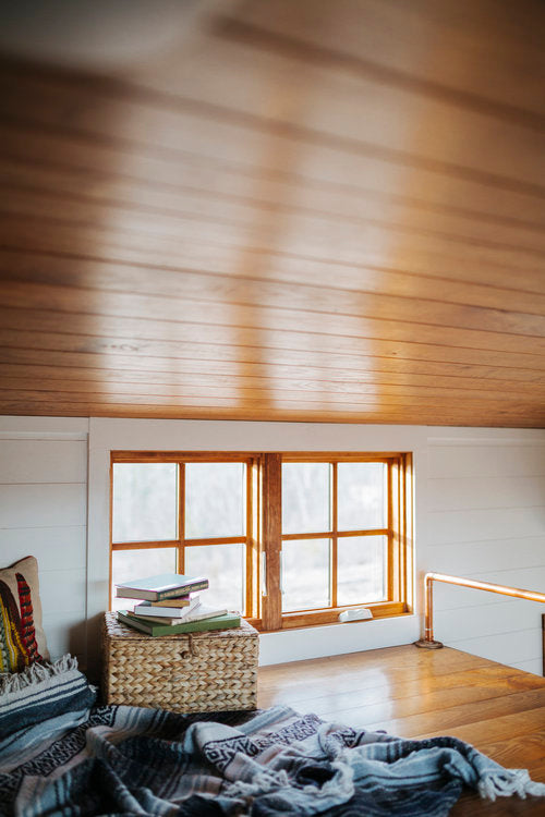 Monocle by Wind River Tiny Homes - Loft