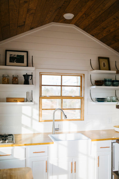 Monocle by Wind River Tiny Homes - Kitchen