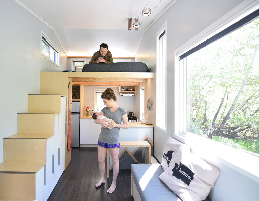 It's Not About the Tiny House--It's About the Life It Affords!