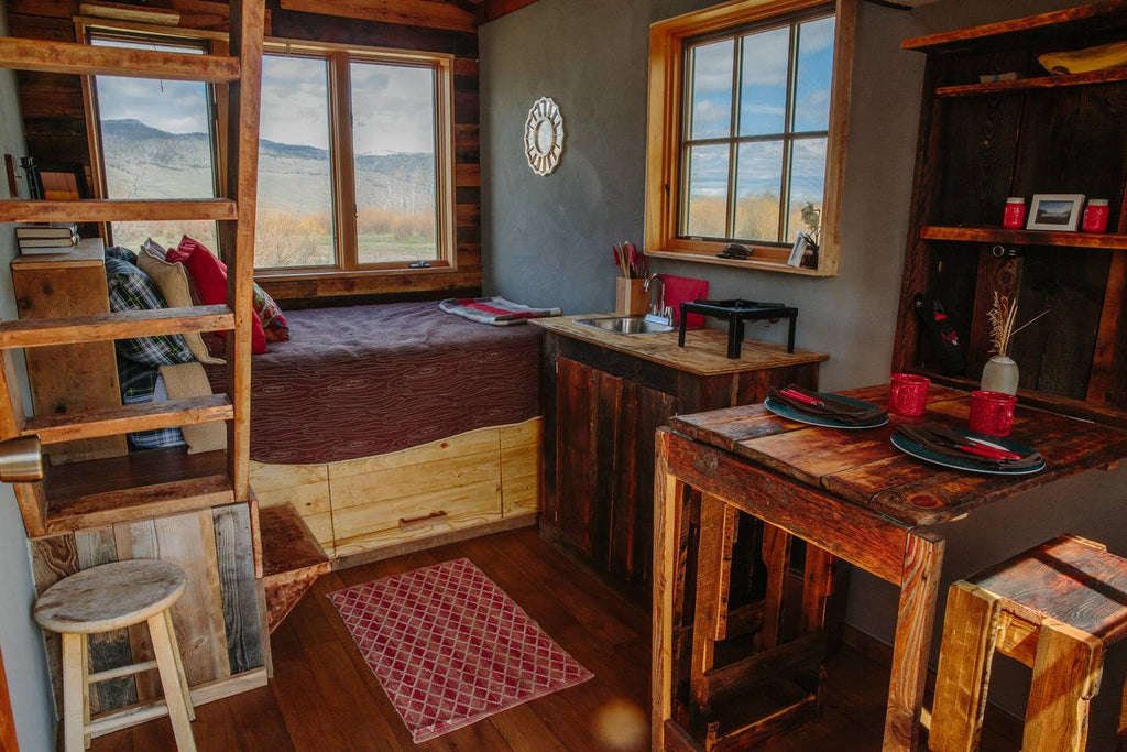 The Wagon Tiny House in Emigrant, Montana - Tiny Houses for rent on Airbnb