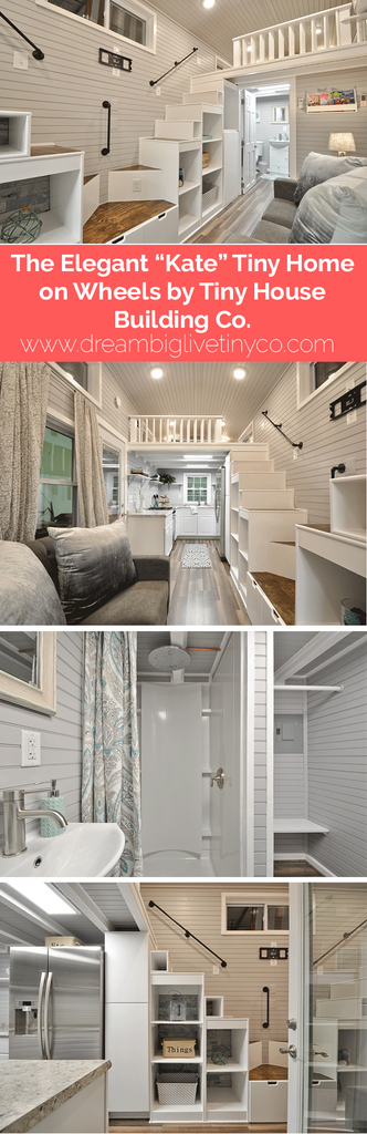 "The Elegant ""Heritage"" by Summit Tiny Homes in British Columbia"