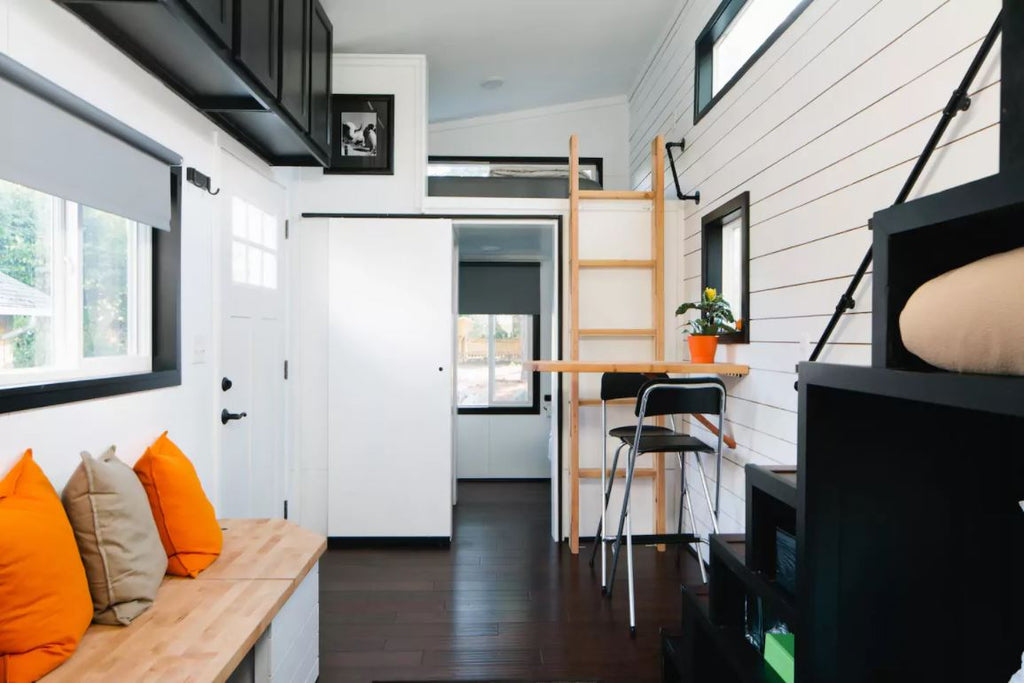 True Portlandia Tiny House in Portland, Oregon - Tiny Houses for rent on Airbnb