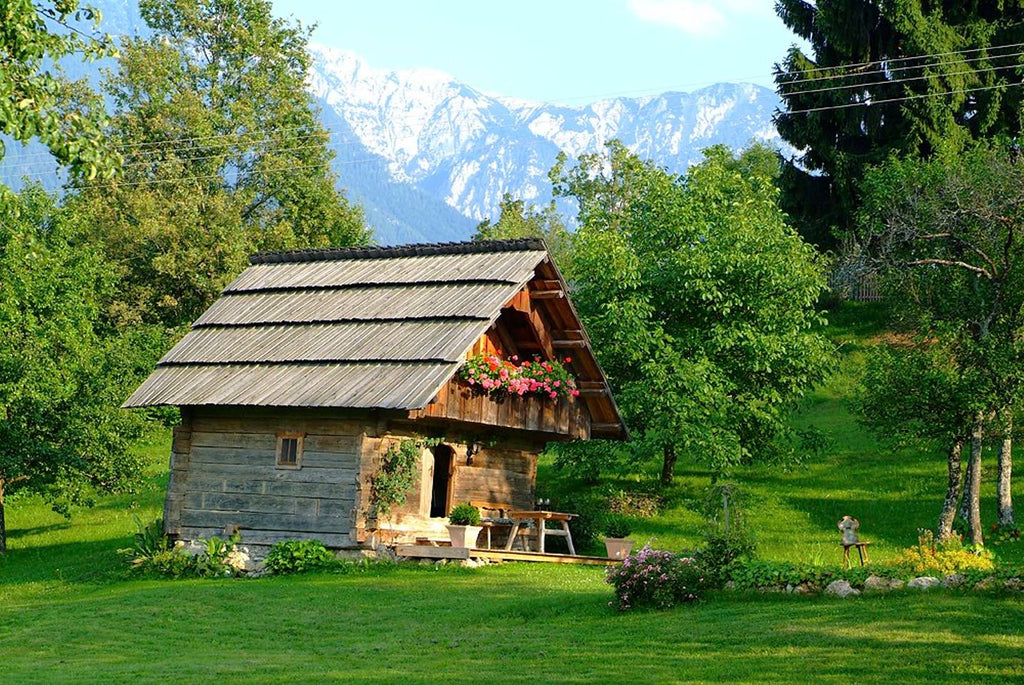 Romantic Cottage in Austria - Tiny Houses for rent on Airbnb