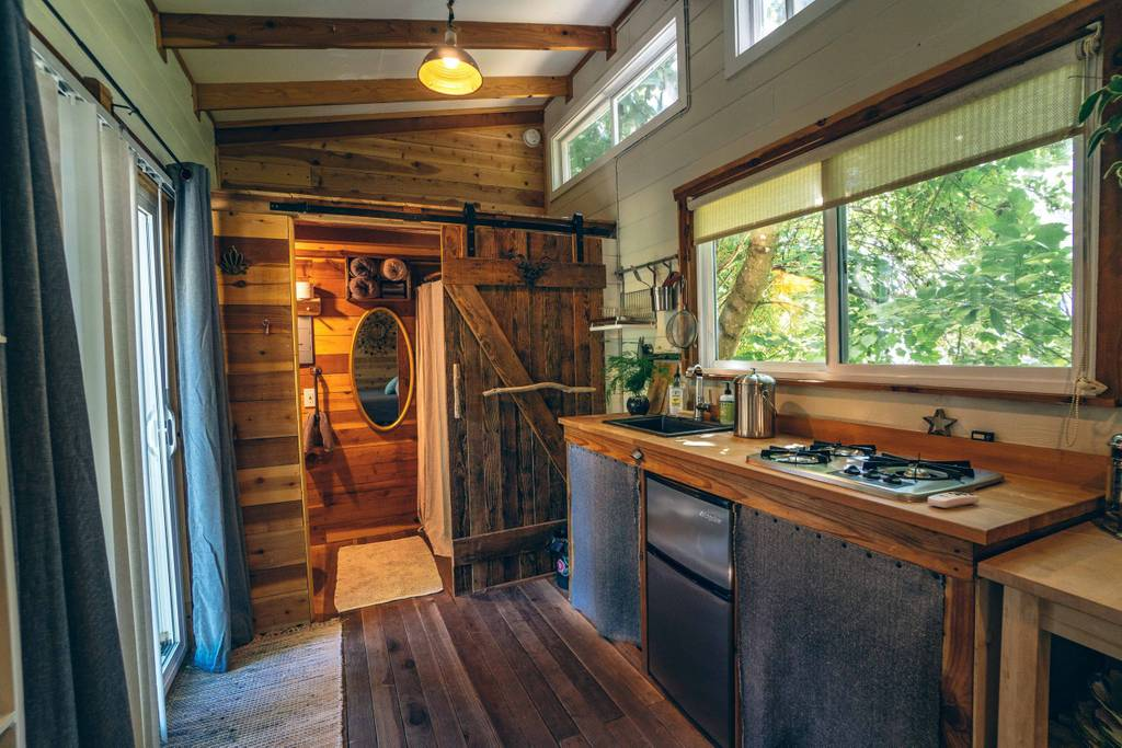 SE Division Tiny House in Portland, Oregon for rent on Airbnb